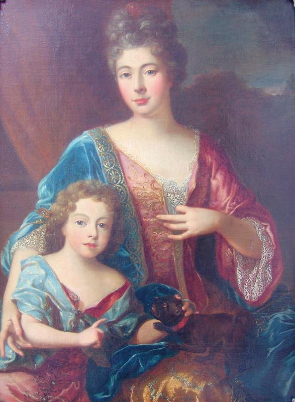 Nicolas de Largilliére -Attr.